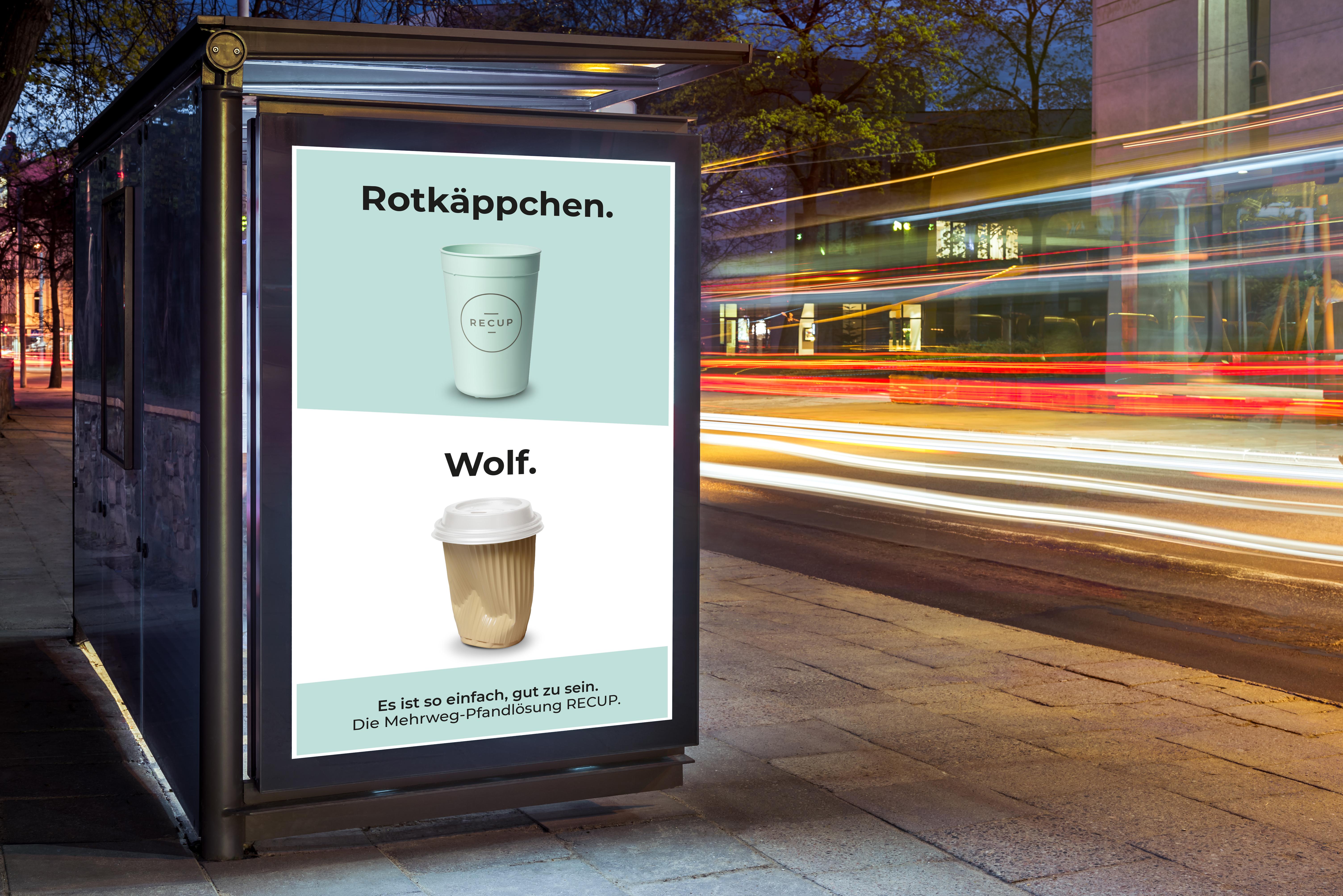 RECUP und REBOWL sind das deutschlandweite Mehrwegsystem.