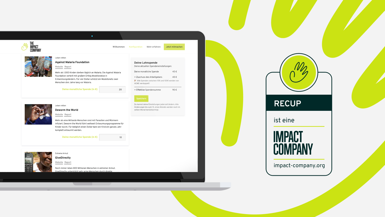RECUP The Impact Company